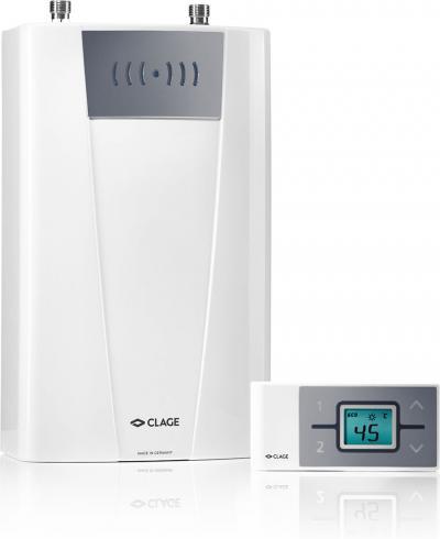 Проточный водонагреватель Clage CFX-U