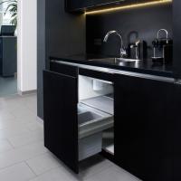 Проточные водонагреватели Clage MBH практически не занимают места на кухне