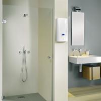 Проточные водонагреватели Clage DSX для ванной и душа
